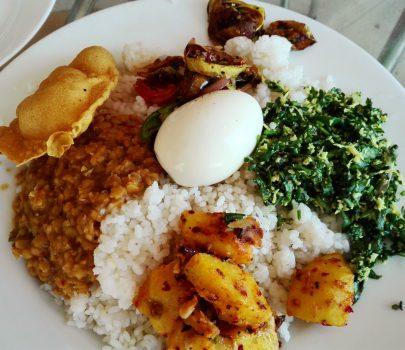 スリランカ料理について思うこと