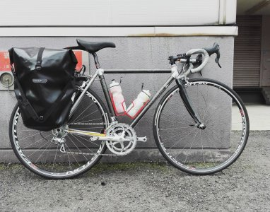 自転車通勤を快適に