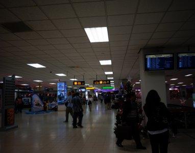 空港を楽しむ